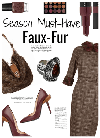 Season Must have: Faux Fur