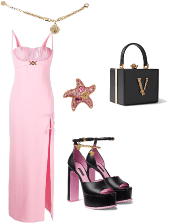 gala look versace edition