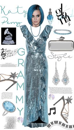 Grammy Style - Katy Perry