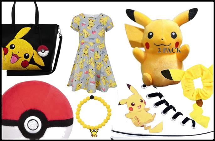 pikachu lover