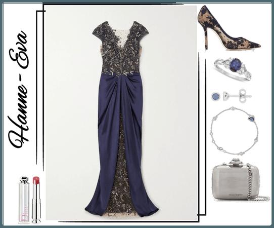 Hanne-Eva Formal Outfit