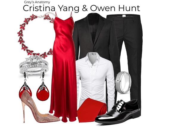 grey's Cristina and Owen