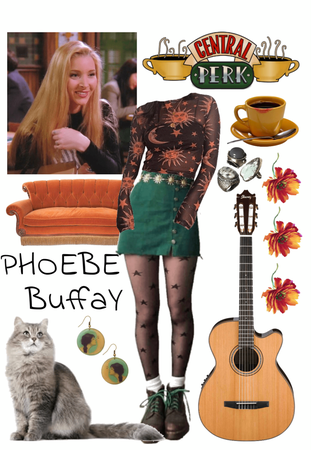 PHOEBE BUFFAY AESTHETIC