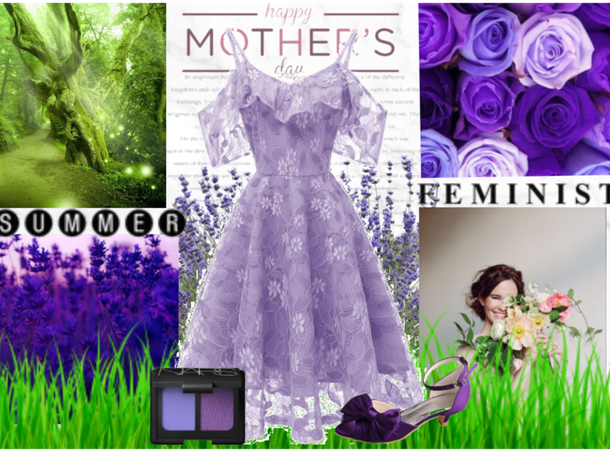 Lavender Mother's Day.