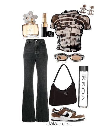 Brown Aesthetic Outfit