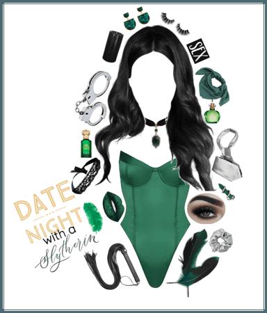 Slytherin's Idea of a Date Night