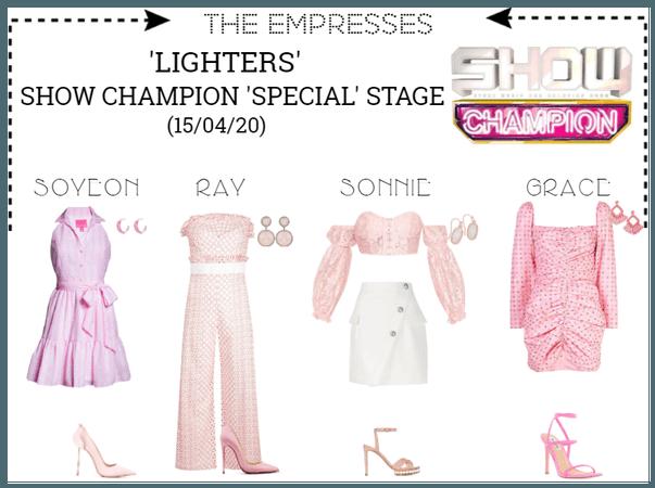 [EMPRESS] 'LIGHTERS' | SHOW CHAMPION