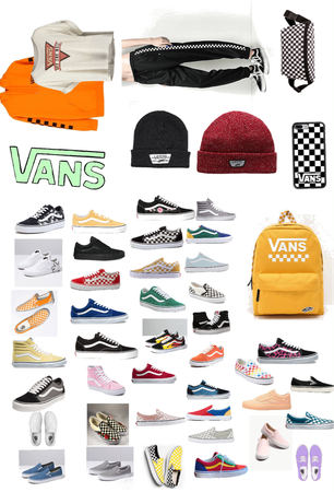 VANS; OFF THE WALL
