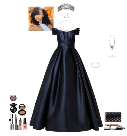 Imperial ball gown (Aoife)