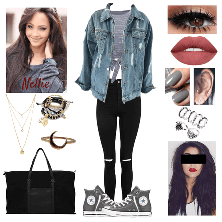 Nellie Uley (Ch. 1; Outfit 1)