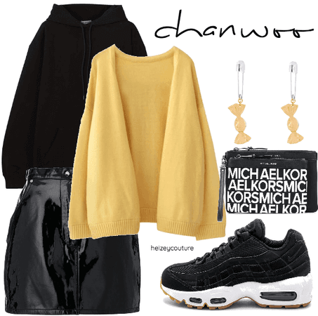 shopping w/ ikon: chanwoo