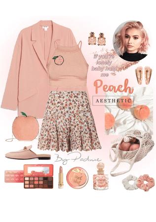 peach style