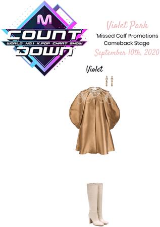 VioletPark _ Missed Call _ M Countdown