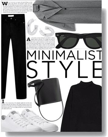 minimalist 🖤