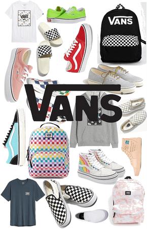 Vans products