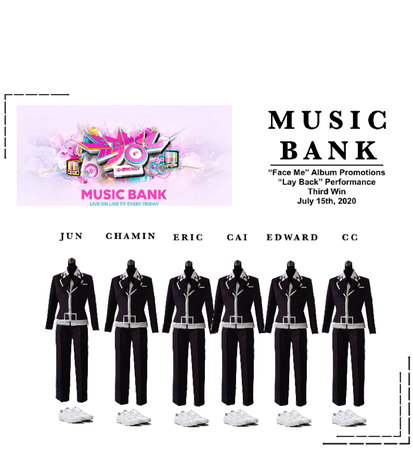 MUSIC BANK: 3RD WIN