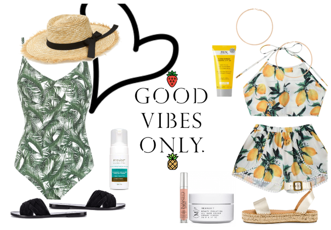 Summer Vacation Style: Fresh and Colorful