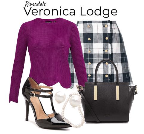 riverdale Veronica Lodge