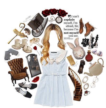 Alice Through The Looking Glass Aesthetic