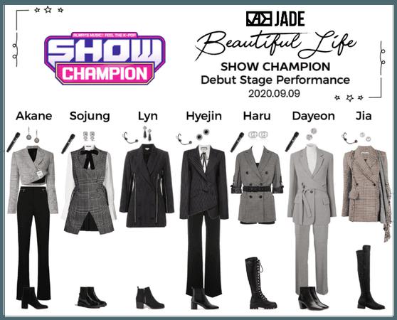 JADE [제이드] Show Champion Debut Stage 200909