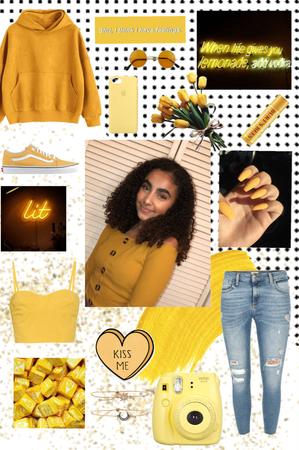Yellow Fatima