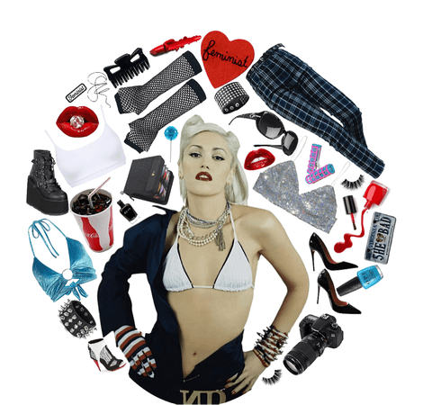 Gwen Stefani Aesthetic