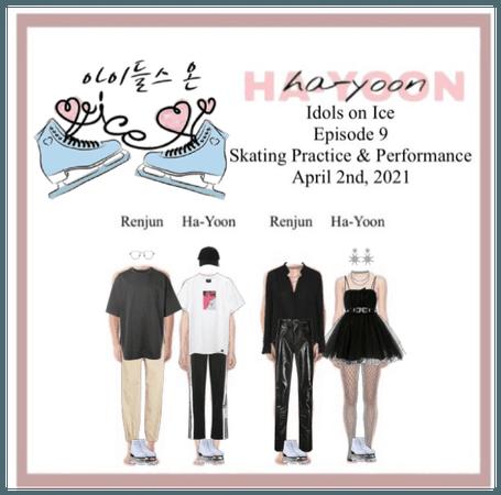 /HA-YOON/ Idols on Ice Episode 9