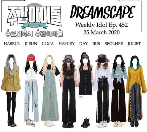 DREAMSCAPE [드림스게이프] Weekly Idol 200325