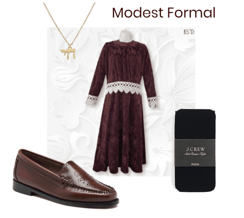 Modest Formal