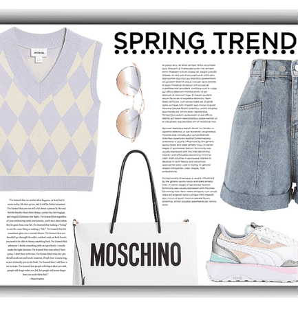 Spring trend - Knit