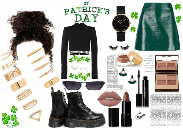 St. Patrick's Teen Chic Set