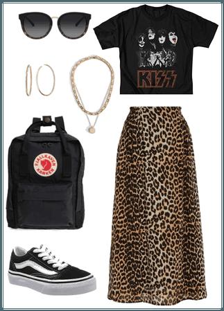 rock leopard