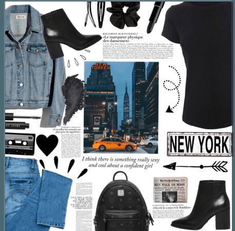 #inmycity New York Style