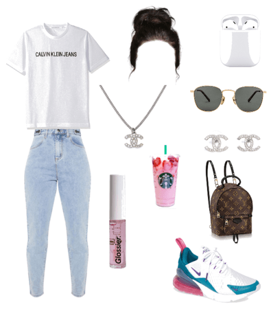 mall outfit xx