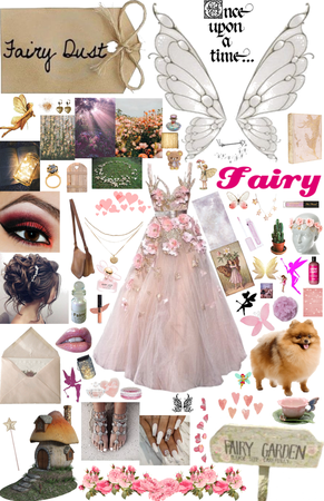 Fairy Core Outfit
