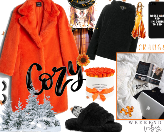 #StayHome Cozy Outfit