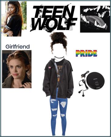 Teen Wolf oc: Karter Wolfenstein