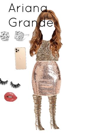Ariana Grande is back