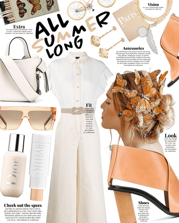 All summer long | summer neutrals