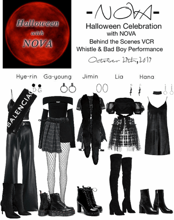 -NOVA- Halloween Celebration with NOVA