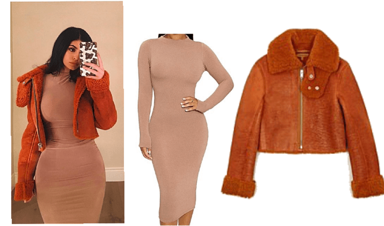 Kylie Jenner Inspired Outfit