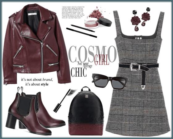 Cosmo Girl!