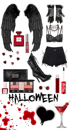 dark angel | halloween 20