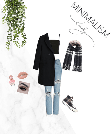 Minimalists Cold Weather Outfit