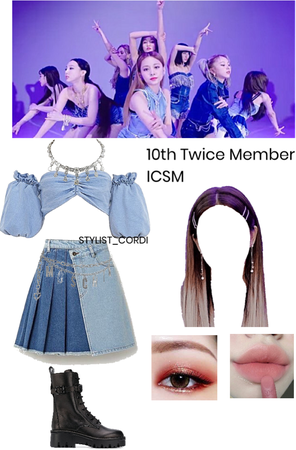 10th Twice Member - I Can't Stop Me