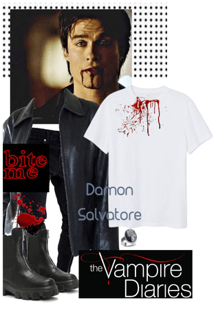 The Vampire Diaries- Damon Salvatore