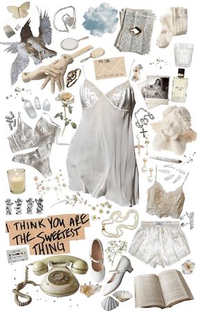 she's like an angel 🤍