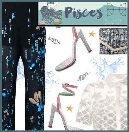 Pisces 2/18-3/20