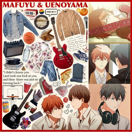 GIVEN: Mafuyu & Uenoyama