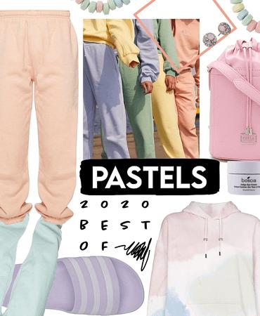 pastels | 2020 trends